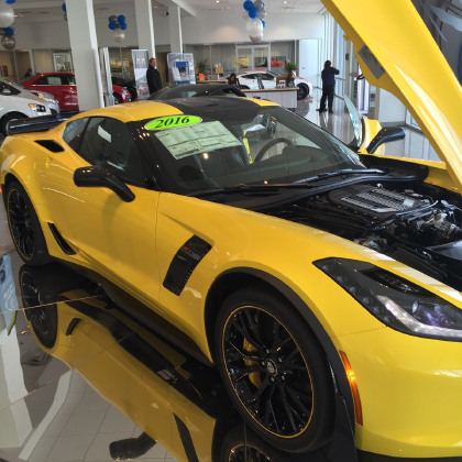 2016 Chevrolet Corvette Z06:3 car images available