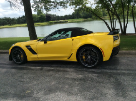 2015 Chevrolet Corvette Z06:16 car images available