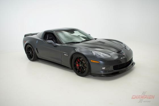 2009 Chevrolet Corvette Z06:24 car images available