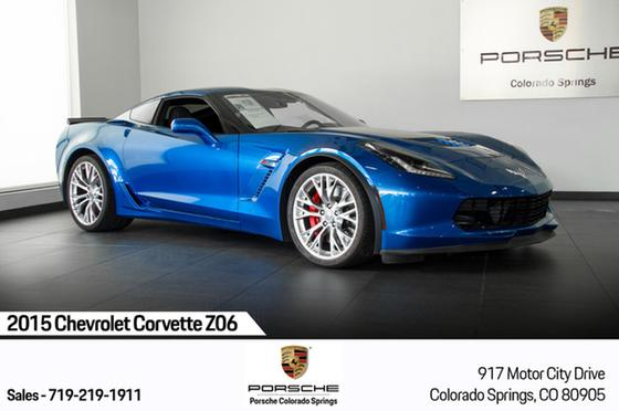 2015 Chevrolet Corvette Z06:22 car images available