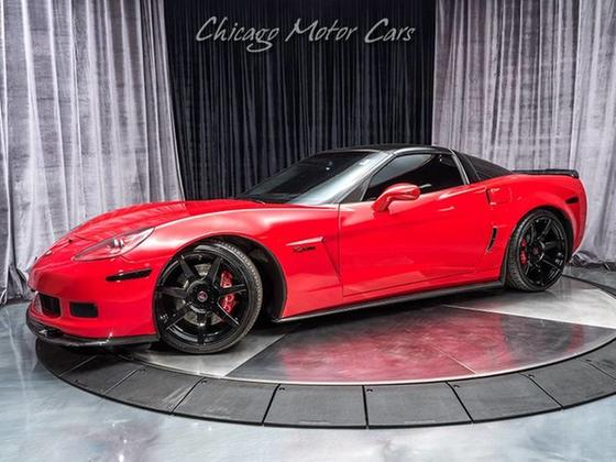 2008 Chevrolet Corvette Z06:24 car images available