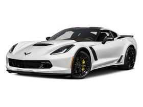 2017 Chevrolet Corvette Z06 : Car has generic photo