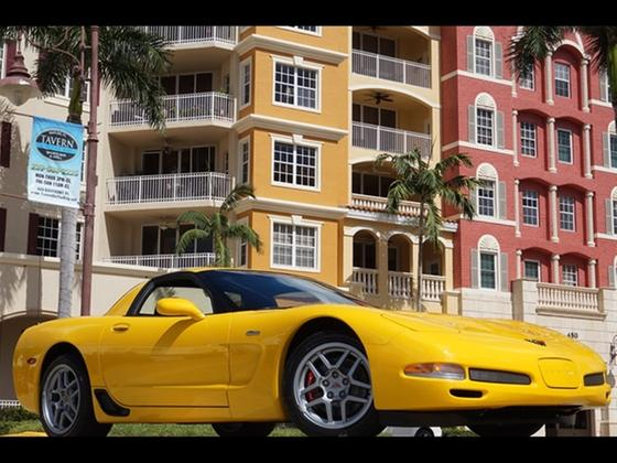 2002 Chevrolet Corvette Z06:24 car images available