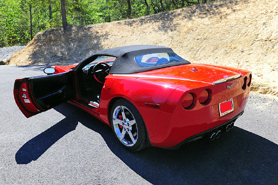 2005 chevrolet corvette z06 for sale in grants pass or exotic car list. Black Bedroom Furniture Sets. Home Design Ideas