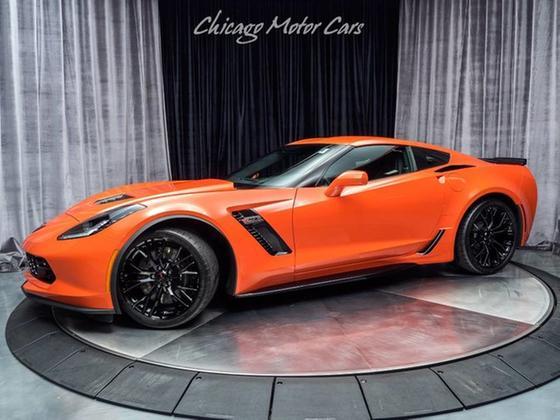 2019 Chevrolet Corvette Z06:24 car images available