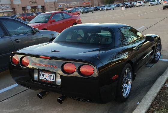 2001 Chevrolet Corvette Z06:9 car images available