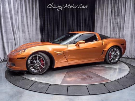 2009 Chevrolet Corvette Z06:24 car images available