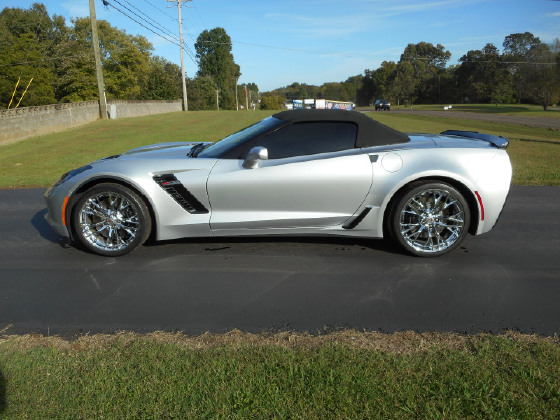 2017 Chevrolet Corvette Z06:6 car images available
