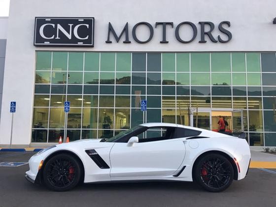 2016 Chevrolet Corvette Z06:7 car images available