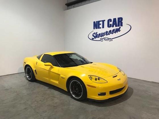 2008 Chevrolet Corvette Z06:20 car images available