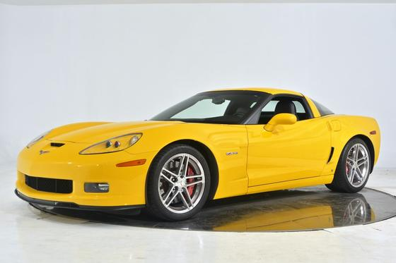 2008 Chevrolet Corvette Z06:22 car images available
