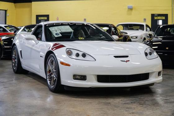 2007 Chevrolet Corvette Z06:24 car images available