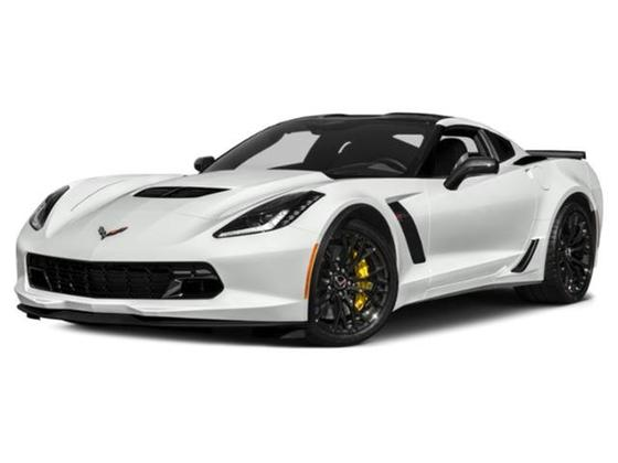 2018 Chevrolet Corvette Z06 : Car has generic photo