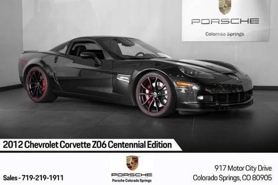 2012 Chevrolet Corvette Z06:24 car images available