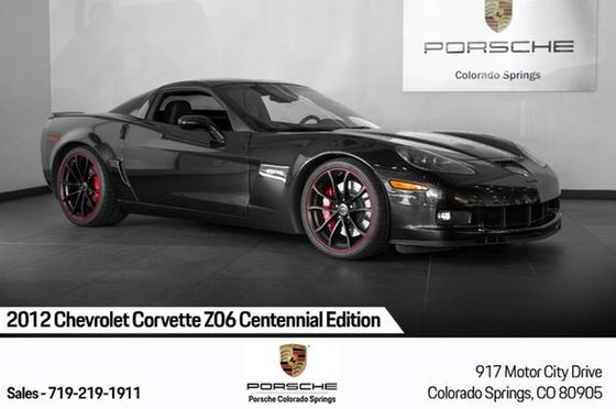 2012 Chevrolet Corvette Z06:24 car images available