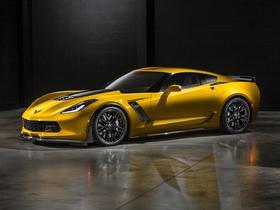 2016 Chevrolet Corvette Z06 : Car has generic photo