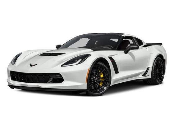 2016 Chevrolet Corvette Z06 : Car has generic photo