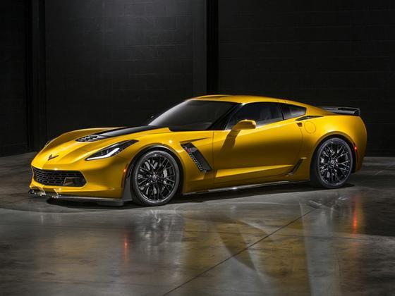 2019 Chevrolet Corvette Z06 : Car has generic photo