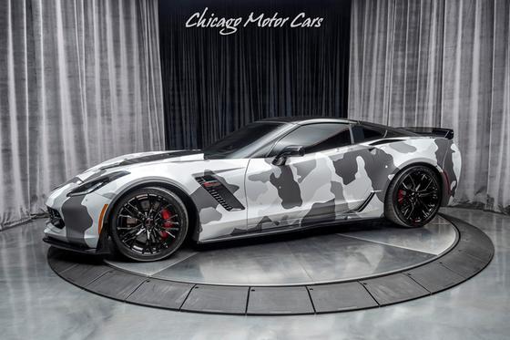 2016 Chevrolet Corvette Z06:24 car images available