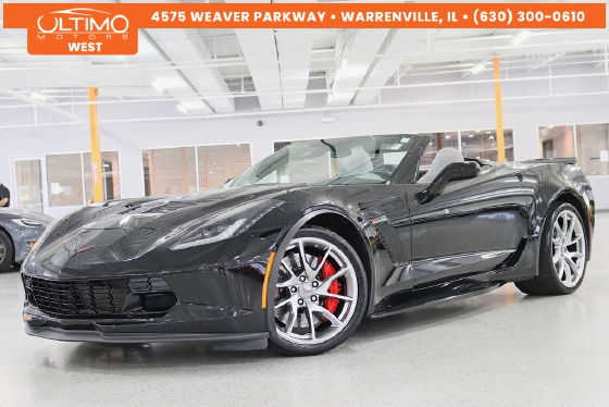 2018 Chevrolet Corvette Z06:6 car images available