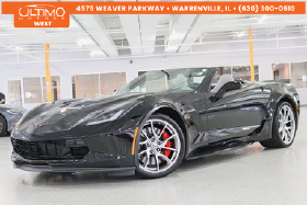 2018 Chevrolet Corvette Z06:6 car images available