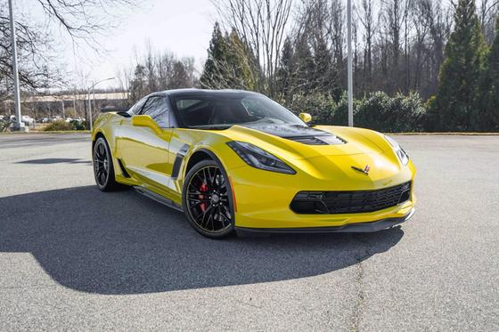 2018 Chevrolet Corvette Z06:24 car images available