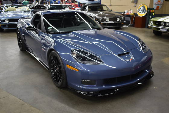 2011 Chevrolet Corvette Z06:9 car images available
