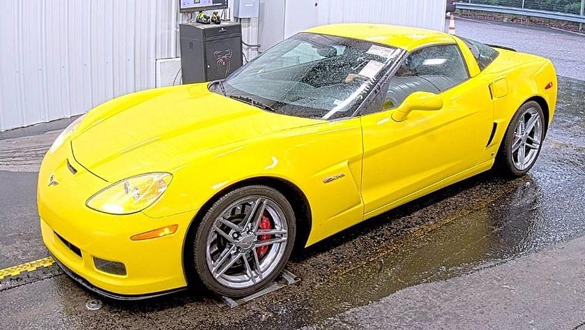 2008 Chevrolet Corvette Z06:4 car images available