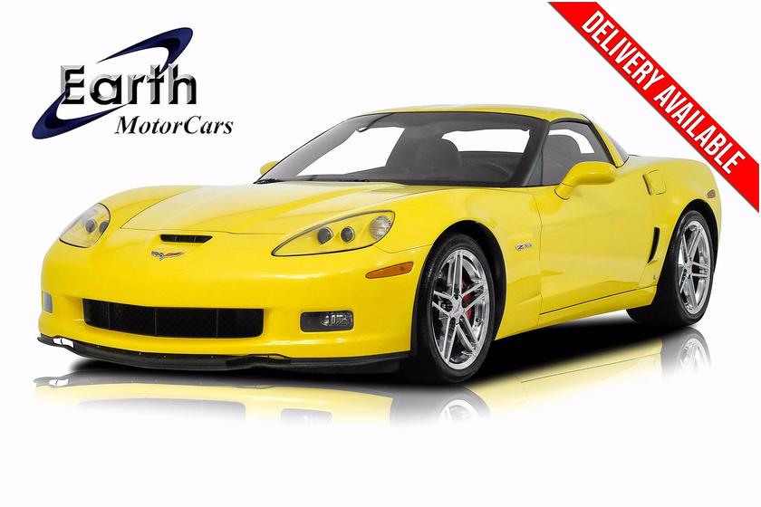 2008 Chevrolet Corvette Z06:24 car images available