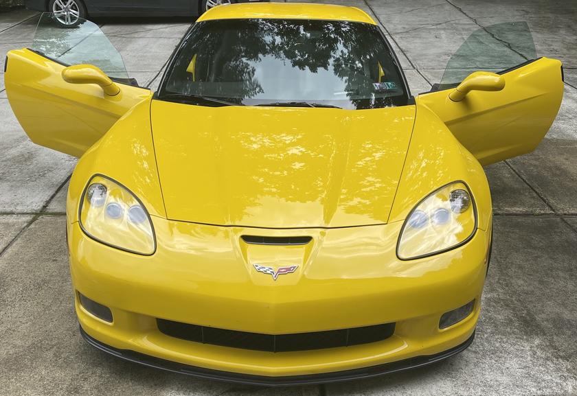 2007 Chevrolet Corvette Z06:14 car images available