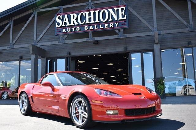 2007 Chevrolet Corvette Z06:24 car images available