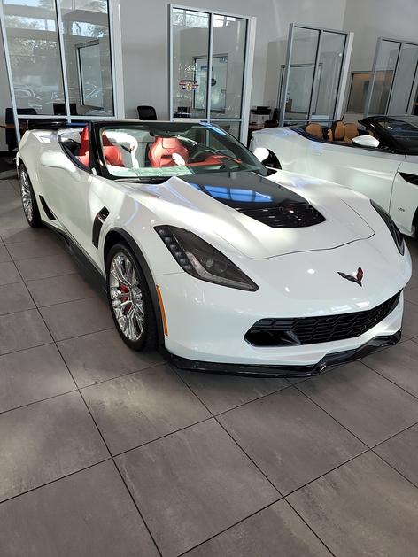 2015 Chevrolet Corvette Z06:9 car images available