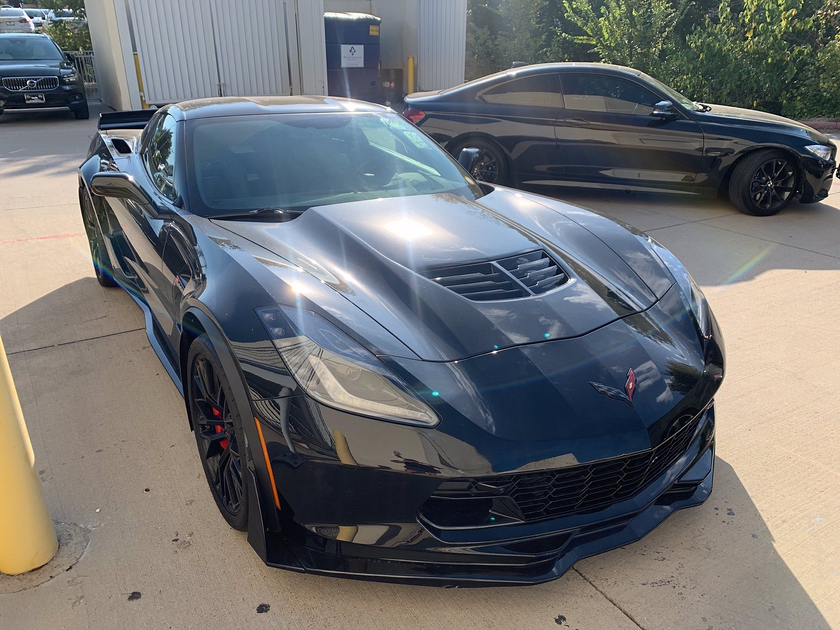 2016 Chevrolet Corvette Z06:6 car images available