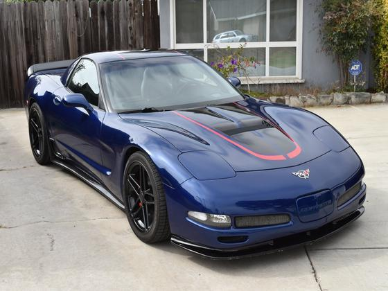 2004 Chevrolet Corvette Z16:12 car images available