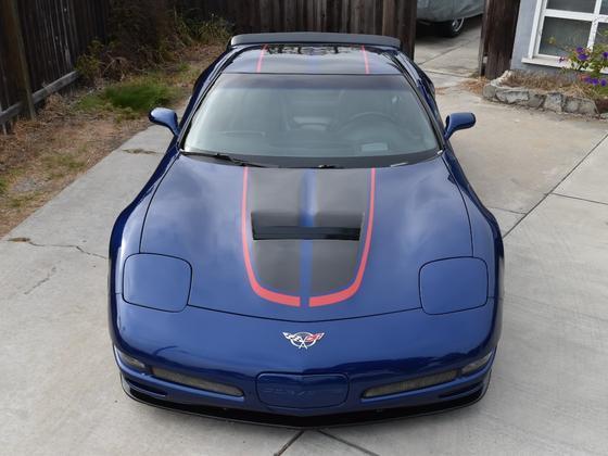 2004 Chevrolet Corvette Z16