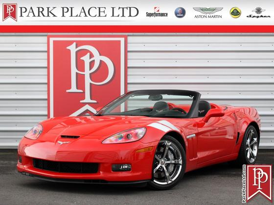 2010 Chevrolet Corvette Z16:24 car images available
