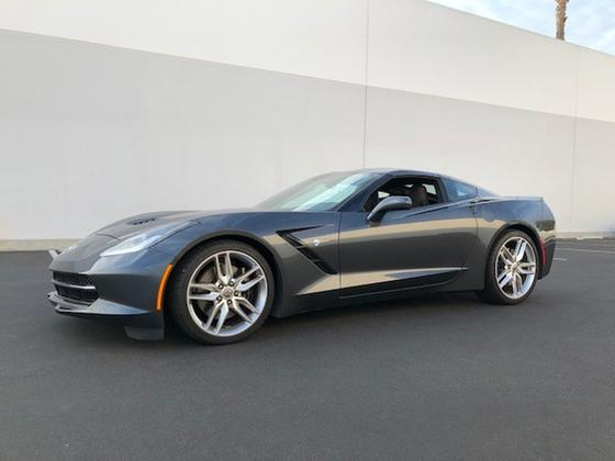 2014 Chevrolet Corvette Z51:15 car images available