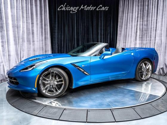 2016 Chevrolet Corvette Z51:24 car images available