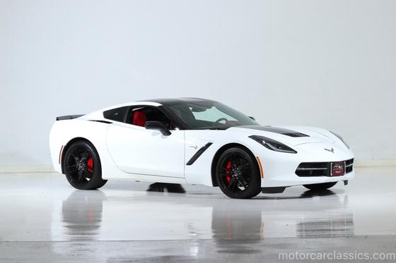 2014 Chevrolet Corvette Z51:24 car images available