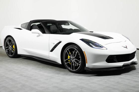 2017 Chevrolet Corvette Z51:24 car images available