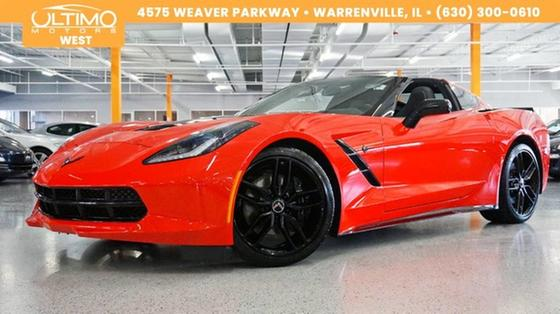2017 Chevrolet Corvette Z51:24 car images available