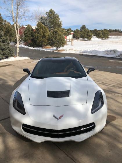 2015 Chevrolet Corvette Z51