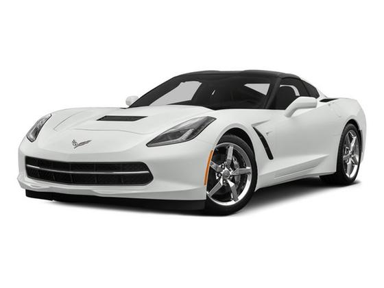 2015 Chevrolet Corvette Z51 : Car has generic photo