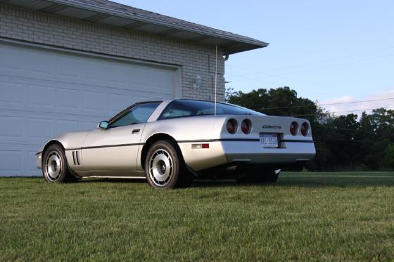 1985 Chevrolet Corvette Z51:4 car images available