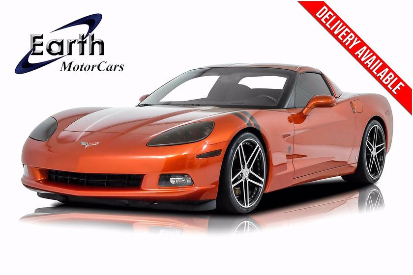 2006 Chevrolet Corvette Z51:24 car images available