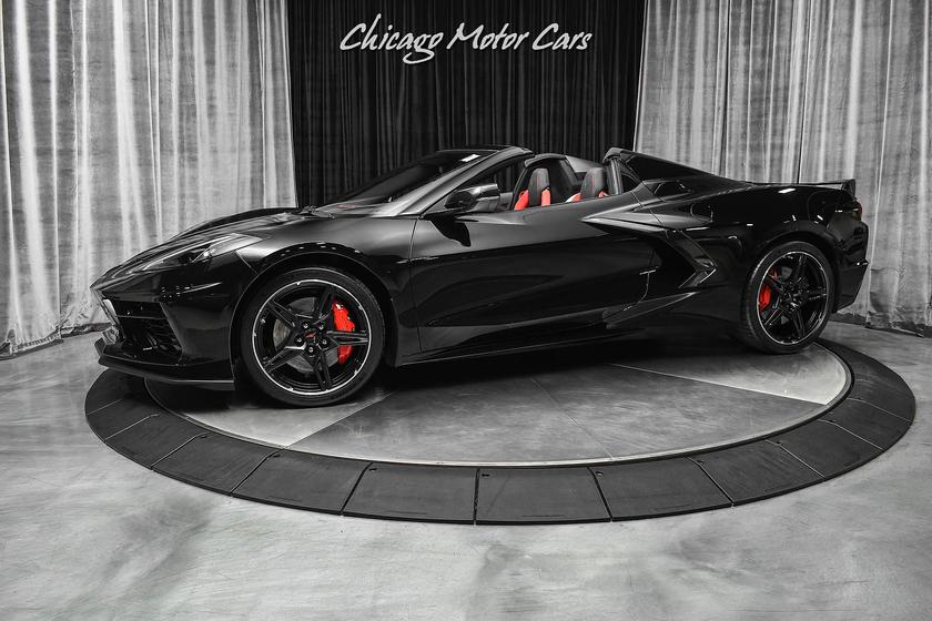 2021 Chevrolet Corvette Z51:24 car images available