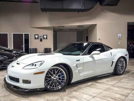 2010 Chevrolet Corvette ZR-1:24 car images available
