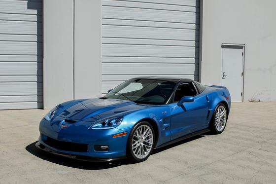 2009 Chevrolet Corvette ZR-1:9 car images available