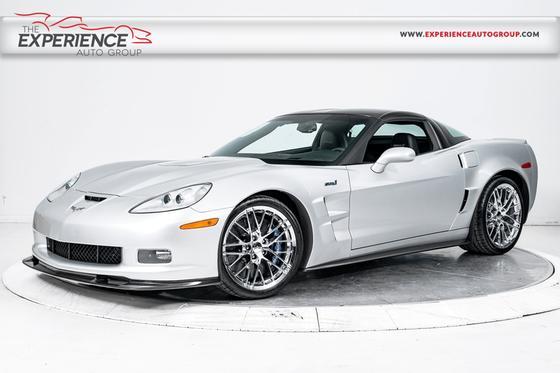 2013 Chevrolet Corvette ZR-1:24 car images available