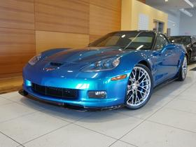 2009 Chevrolet Corvette ZR-1:24 car images available